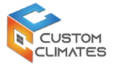 Custom Climates Logo